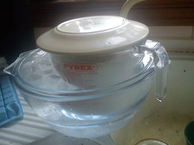 Yoghurt Cooler